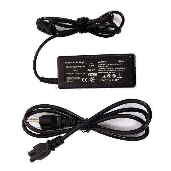 HP Pavilion 17-e049wm 17-e033ca 17-e054ca 17-e055nr AC Adapter Charger Power Supply Cord wire