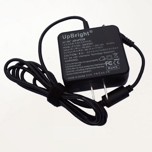 20V 400mA -2000mA 0.4A 5.5mm AC Adapter Charger Power Supply Cord wire